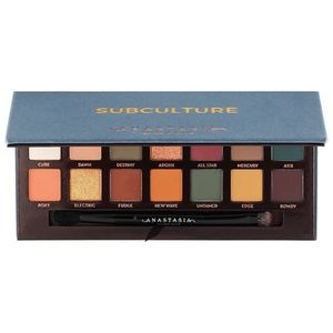 15 Pc Anastasia Beverly Hills: Subculture Palette